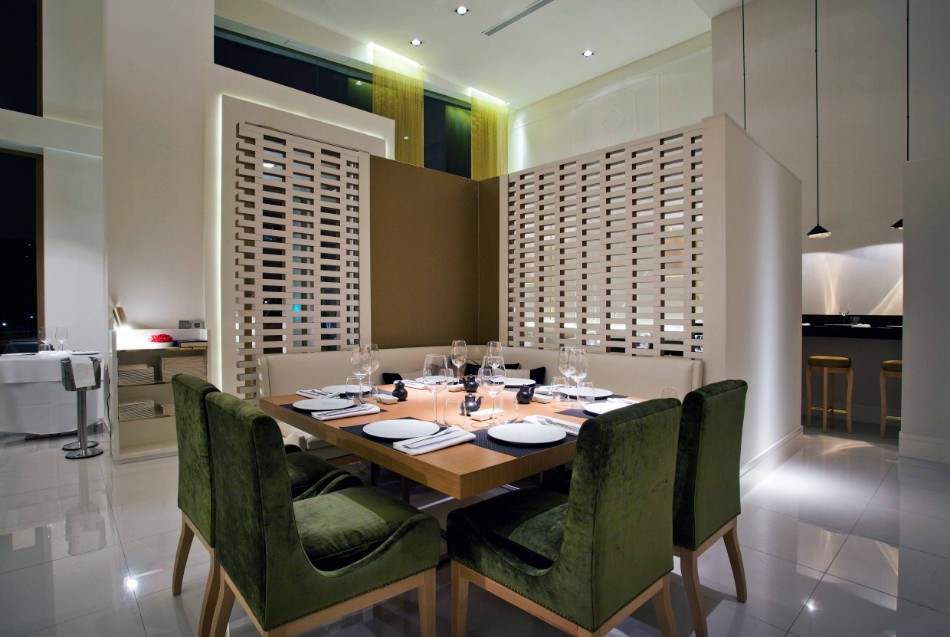 Stunning dining rooms by top interior designers coveted - Marisa gallo ...