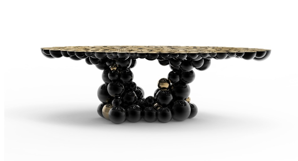 boca do lobo Brilliant Luxurious Dining Tables By Boca do Lobo newton limited edition 01