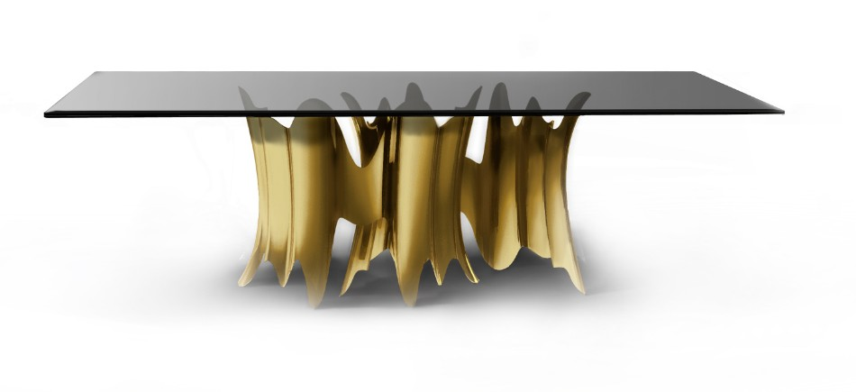 Salone del Mobile Discover the Best Modern Dining Tables at Salone del Mobile 2017 obssedia p