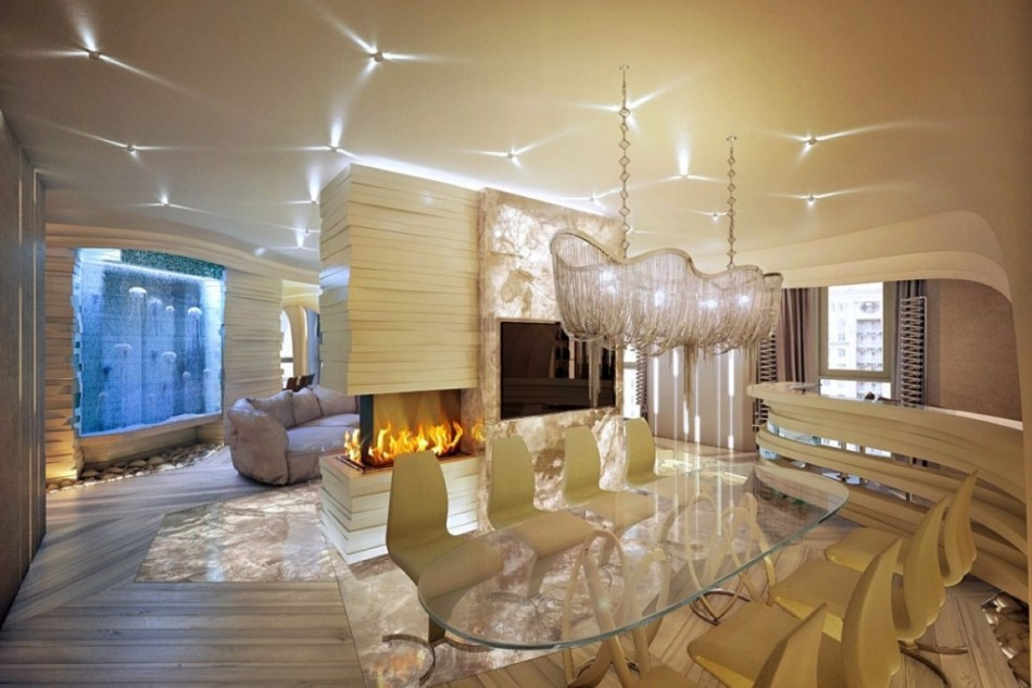 top interior designers top interior designer Stunning Dining Rooms by Top Interior Designers: Coveted Magazine stanislav orekhov