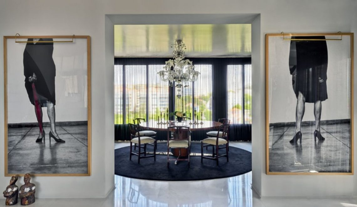 Top 100 Interior Designers: Brilliant Dining Rooms by OITOEMPONTO