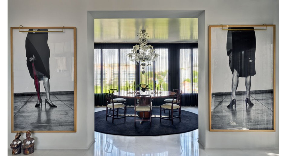 oitoemponto Top 100 Interior Designers: Brilliant Dining Rooms by OITOEMPONTO 101