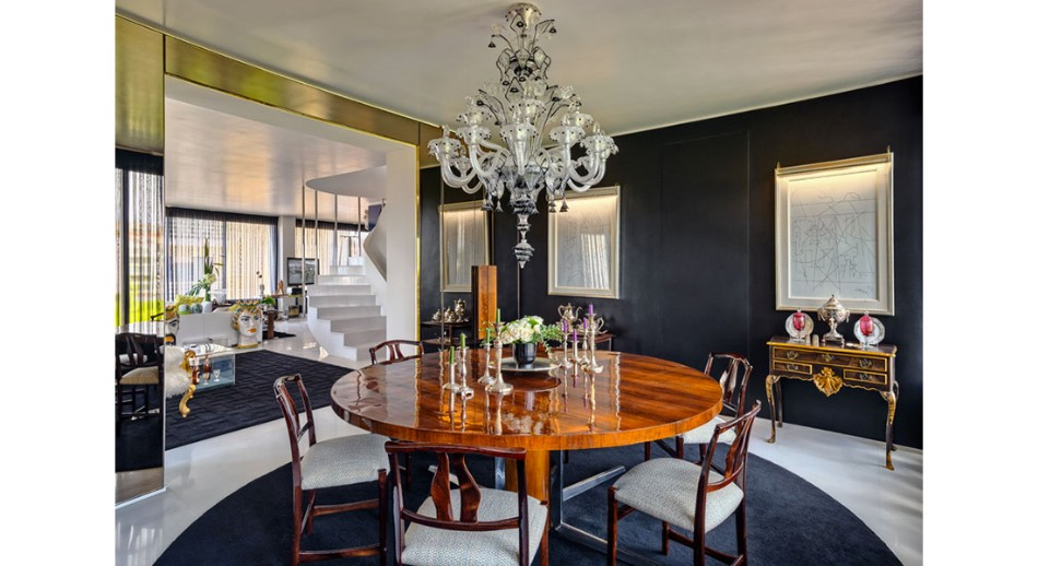 oitoemponto Top 100 Interior Designers: Brilliant Dining Rooms by OITOEMPONTO 112