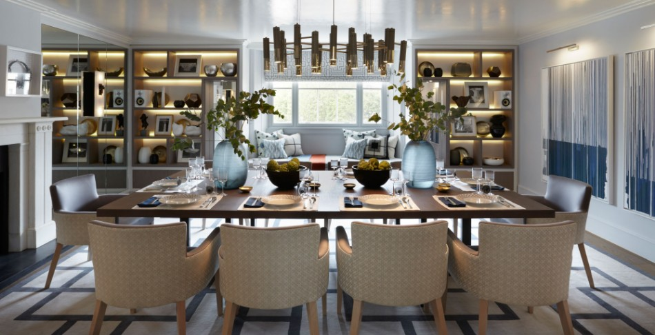 15 Dining Room Ideas By Top Interior Designers From England | www.bocadolobo.com #interiordesigner #topinteriordesigners #diningroom #diningarea #diningdesign #thediningroom #luxuriousdiningroom @moderndiningtables top interior designers 15 Dining Room Ideas By Top Interior Designers From England 15 Dining Room Ideas By Top Interior Designers From England 3