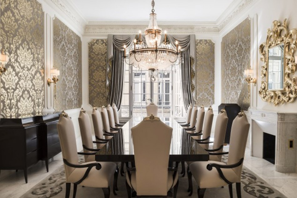 15 Dining Room Ideas By Top Interior Designers From England - Shh Lonodn | www.bocadolobo.com #interiordesigner #topinteriordesigners #diningroom #diningarea #diningdesign #thediningroom #luxuriousdiningroom @moderndiningtables top interior designers 15 Dining Room Ideas By Top Interior Designers From England 15 Dining Room Ideas By Top Interior Designers From England 6