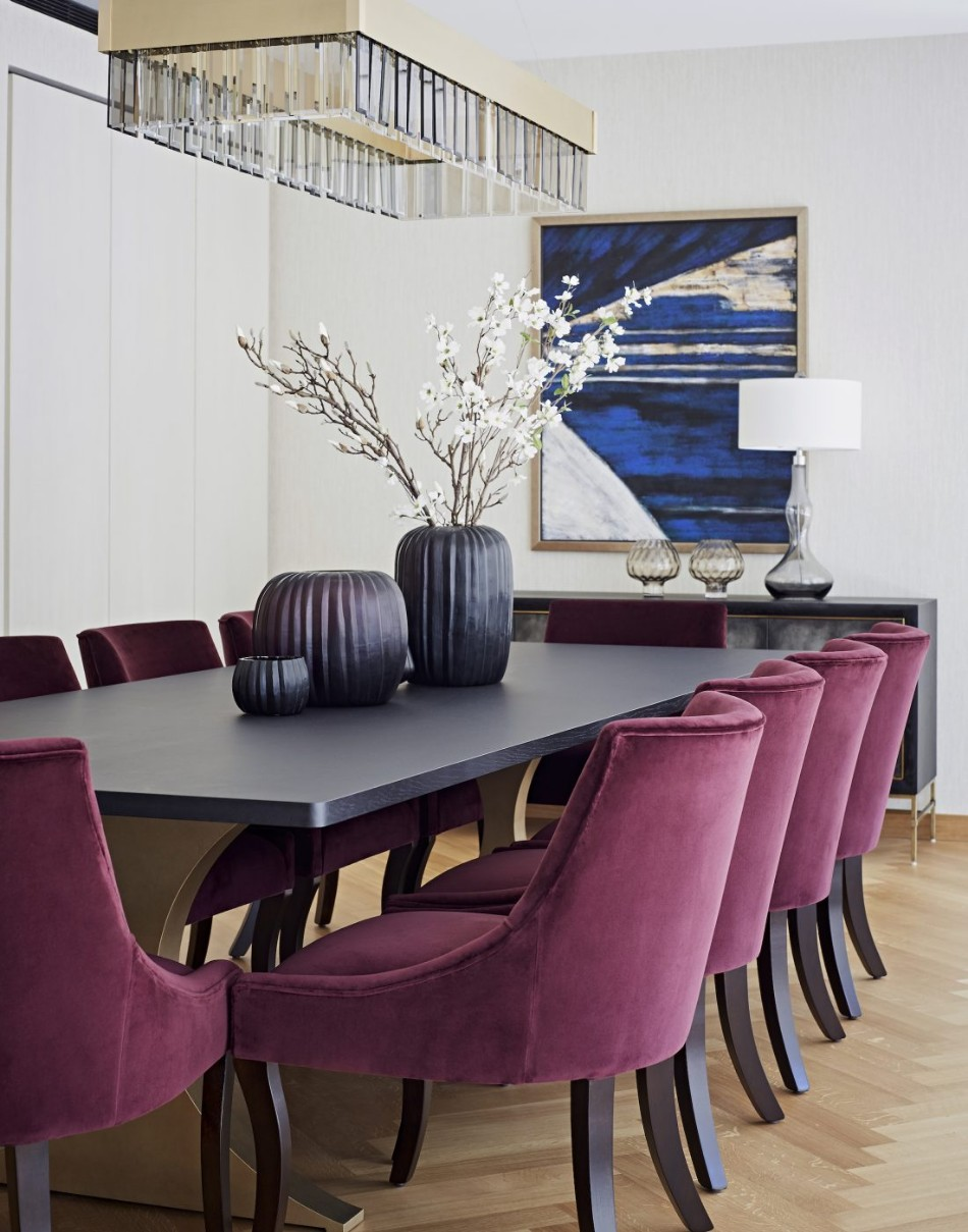 taylor howes taylor howes Top 100 Interior Designers: Brilliant Dining Rooms by Taylor Howes 2939e74be7795a066f46248b32a5bb7d