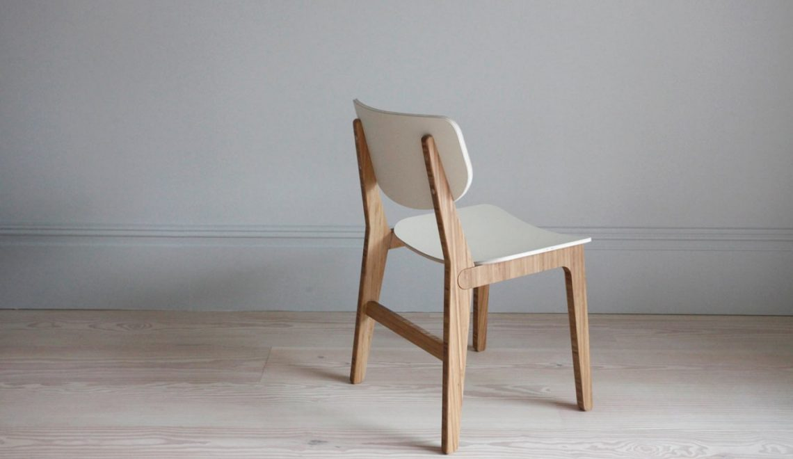 Go Green: Meet The Renewable Dining Chair