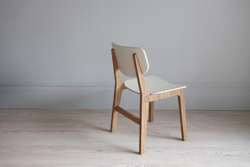 Go Green: Meet The Renewable Dining Chair Renewable Dining Chair Go Green: Meet The Renewable Dining Chair Alex Chair2