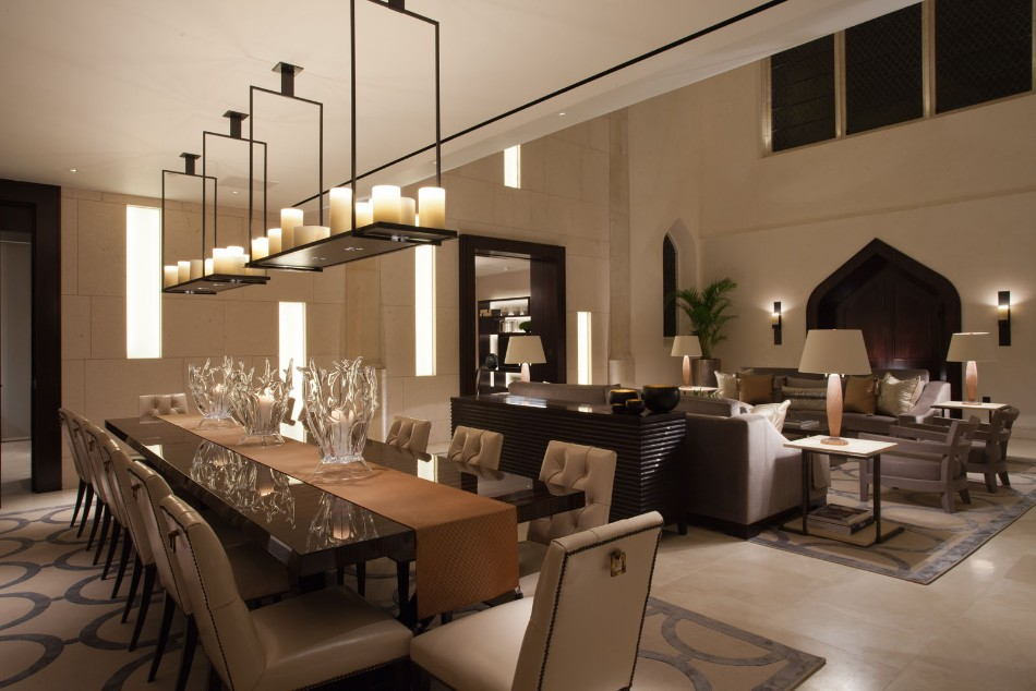 taylor howes Top 100 Interior Designers: Brilliant Dining Rooms by Taylor Howes Knightsbridge house