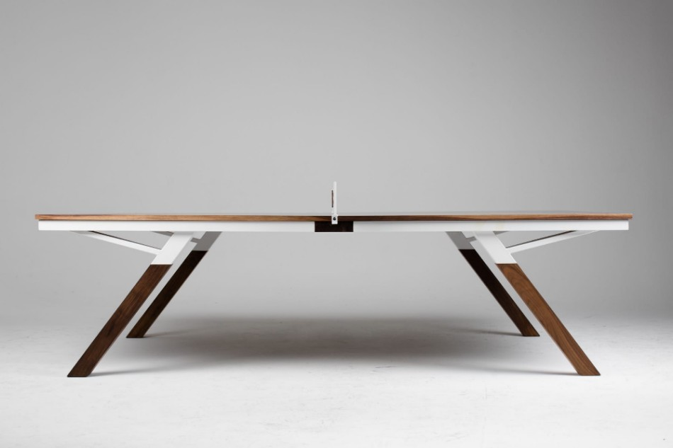 You Can Play Ping Pong In This Modern Dining Table | www.bocadolobo.com #diningtable #pingpong #creativedesign #diningroom @moderndiningtables Modern Dining Table You Can Play Ping Pong In This Modern Dining Table You Can Play Ping Pong In This Modern Dining Table 3