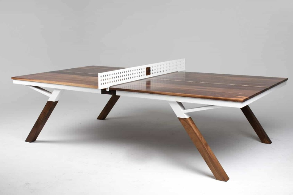 You Can Play Ping Pong In This Modern Dining Table | www.bocadolobo.com #diningtable #pingpong #creativedesign #diningroom @moderndiningtables Modern Dining Table You Can Play Ping Pong In This Modern Dining Table You Can Play Ping Pong In This Modern Dining Table 6