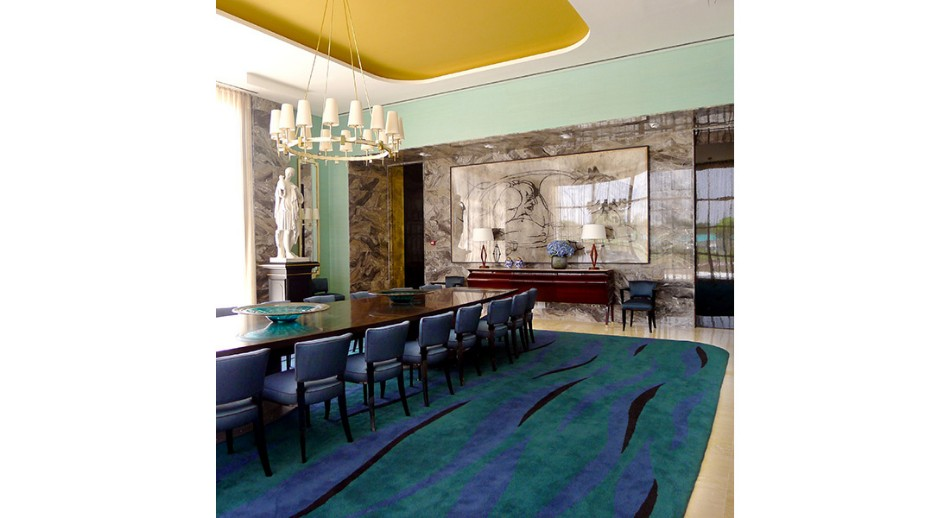 oitoemponto Top 100 Interior Designers: Brilliant Dining Rooms by OITOEMPONTO jantar4