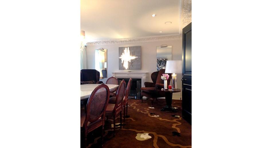 oitoemponto Top 100 Interior Designers: Brilliant Dining Rooms by OITOEMPONTO jantar8