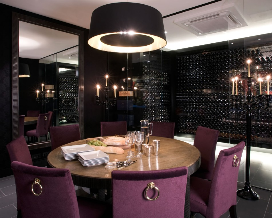 taylor howes Top 100 Interior Designers: Brilliant Dining Rooms by Taylor Howes montrose place