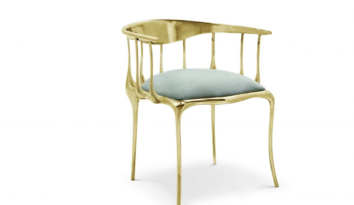 10 Beautiful And Luxurious Dining Chairs