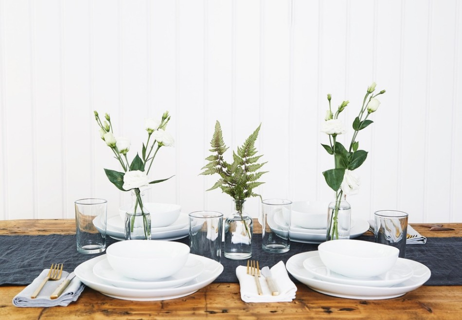 dining table décor 10 Instagram Accounts For Dining Table Décor Ideas redhousevt