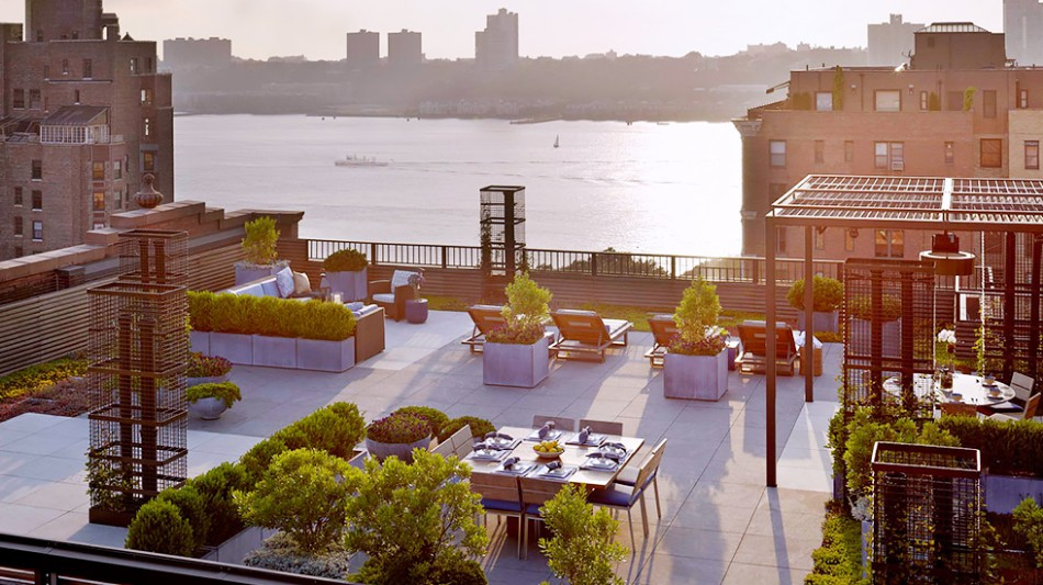 Rooftop Dining Room Rooftop Dining Room Ideas For This Summer rooftop