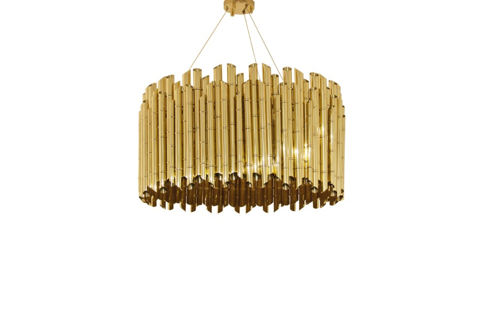 Gold Dining Room Furniture Royal Dining Room: Amazing Gold Dining Room Furniture saki suspension light 2 HR