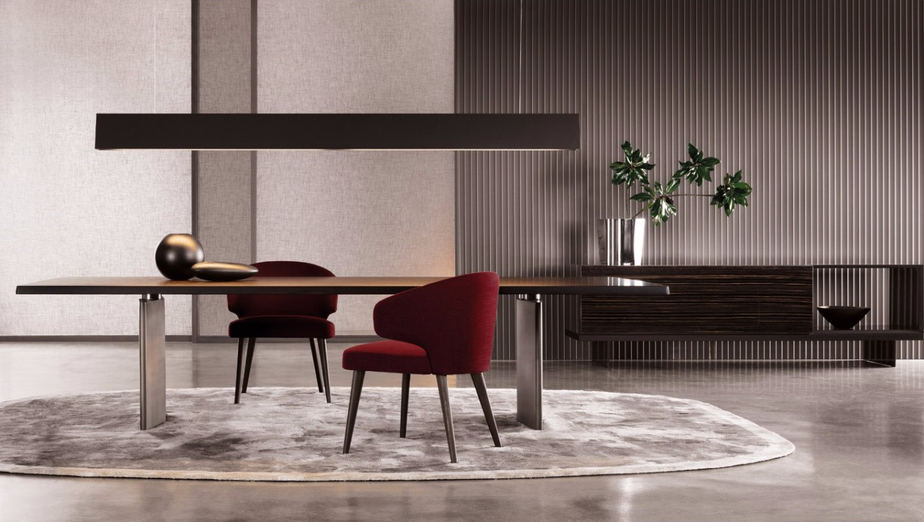 Get inspired with these luxury dining tables for Luxury dining table