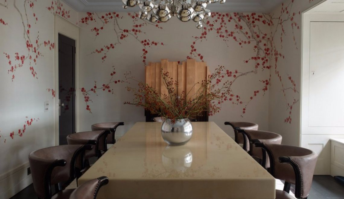 Beautiful Dining Rooms by Top Interior Designer Rafael De Cárdenas