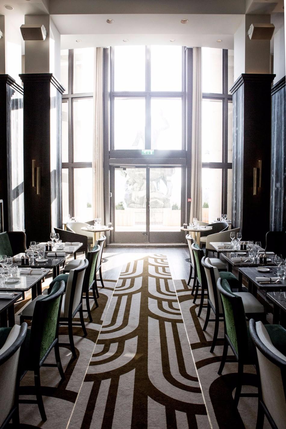 A Parisian Restaurant Designed By Designers Gilles & Boisser | www.bocadolobo.com #interiordesign #luxury #moderndiningtable #restaurants #paris #topinteriordesigners @moderndiningtables interior designer A Parisian Restaurant Designed By Interior Designers Gilles & Boissier A Parisian Restaurant Designed By Interior Designers Gilles Boisser 6