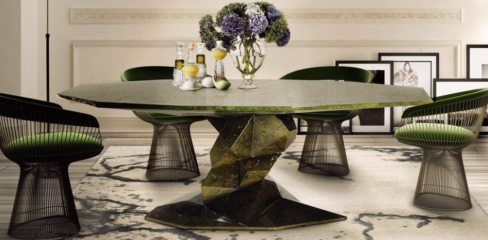 Get Inspired With These Luxury Dining Tables | www.bocadolobo.com #diningtable #moderndiningtable #diningroom #luxurybrands #luxury #thediningroom #roomdesign #minotti #busnelli #brabbu #fendi #fendicasa @moderndiningtables Luxury Dining Tables Get Inspired With These Luxury Dining Tables Get Inspired With These Luxury Dining Tables 6