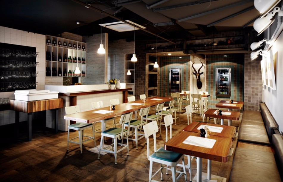 Restaurants we love cozy dining area designed by hassell