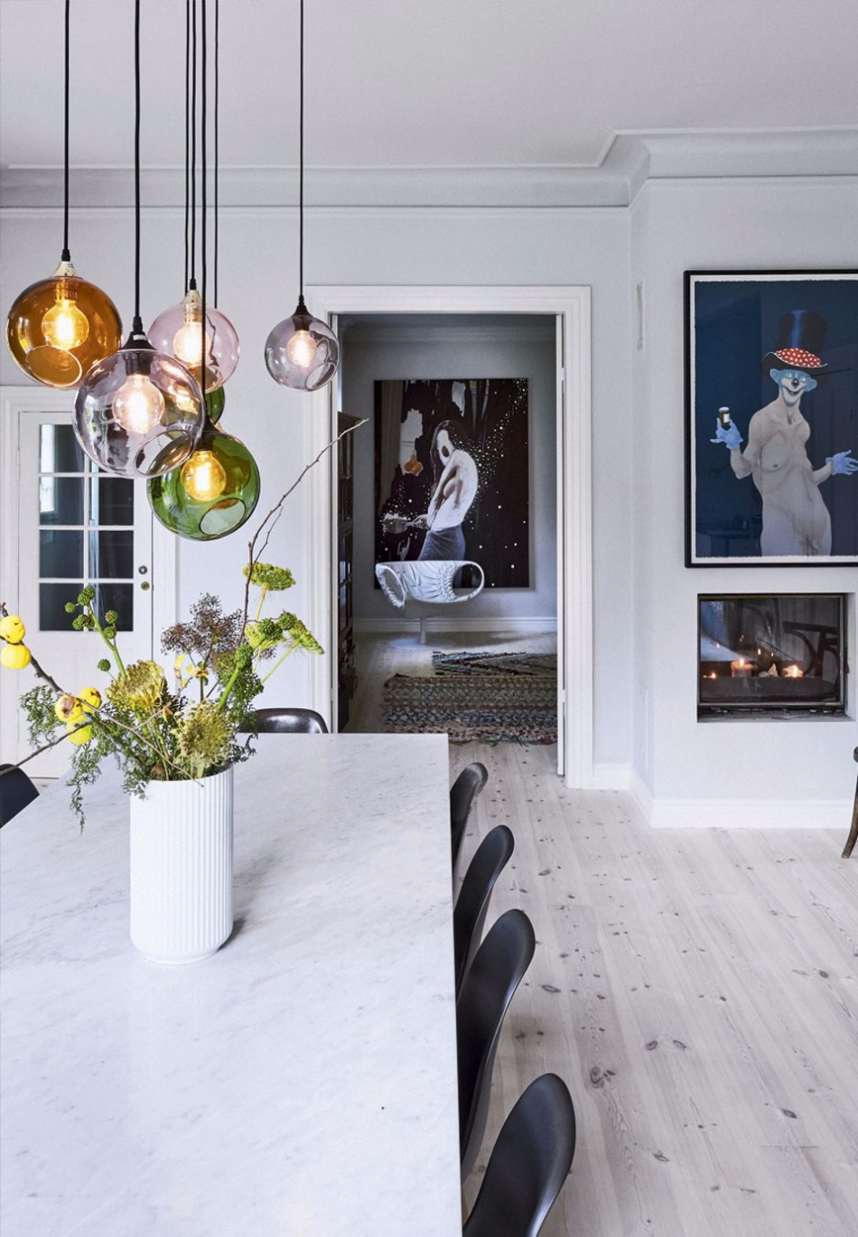 The Best Ideas To Decorate Your Dining Table | www.bocadolobo.com #diningtable #diningroom #thediningroom #diningarea #diningchairs #moderndiningchairs #interiordesign #tabledecor #decoration #roomdesign #interiordesigners @moderndiningtables