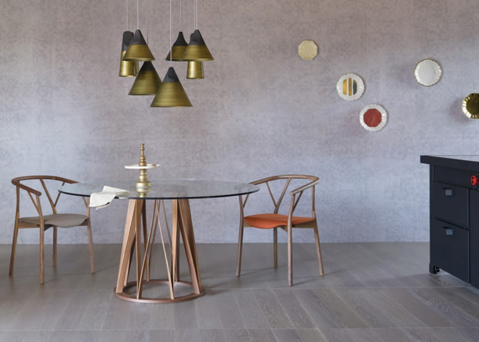 These Modern Dining Tables Are Inspired By Meter Sticks | www.bocadolobo.com #diningroom #diningarea #thediningroom #diningtable #interiordesign @moderndiningtables Modern Dining Table These Modern Dining Tables Are Inspired By Meter Sticks These Modern Dining Tables Are Inspired By Meter Sticks 6