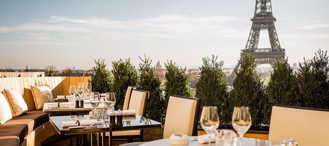 A Parisian Restaurant Designed By Interior Designers Gilles & Boissier