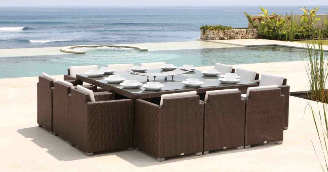 25 Amazing Outdoor Dining Set Design Ideas