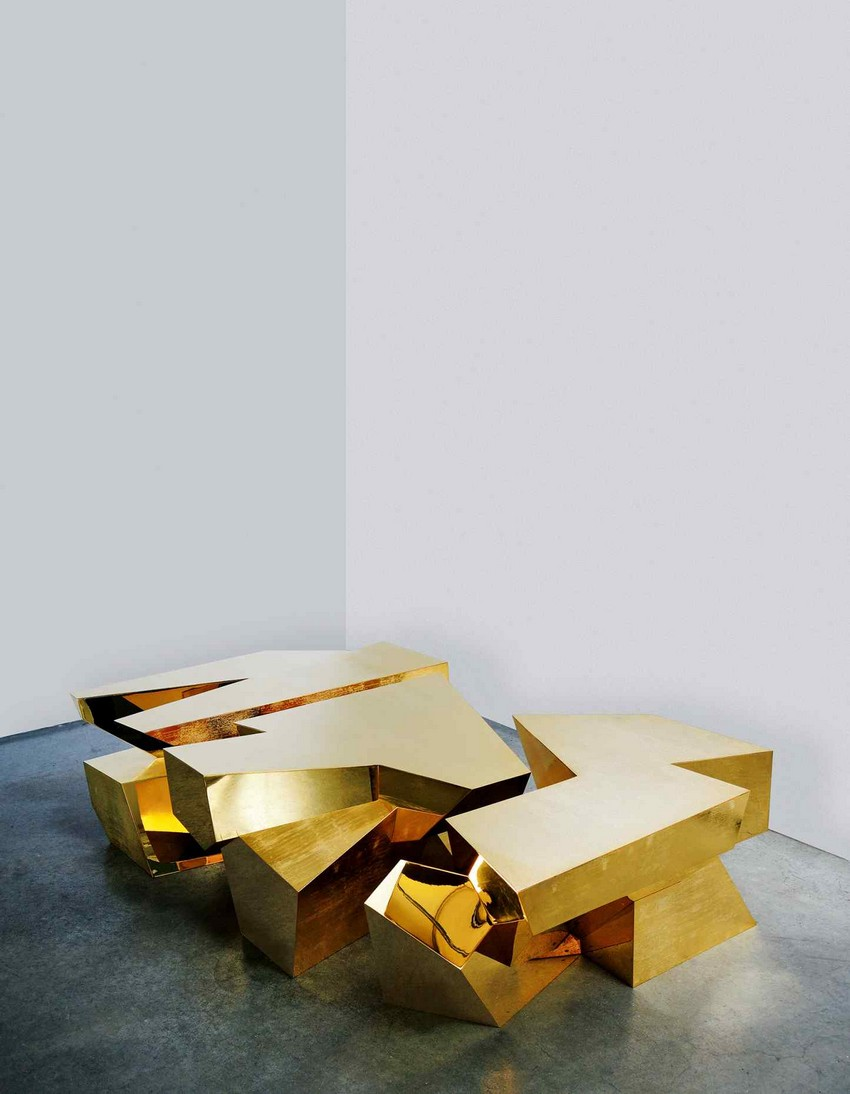modern dining tables Amazing Cubist-Inspired Modern Dining Tables 1 Amazing Cubist Inspired Modern Dining Tables