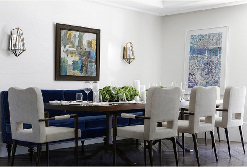Martin Brudnizki martin brudnizki Stunning Dining Areas By Top Interior Designer Martin Brudnizki 1 campbel parson