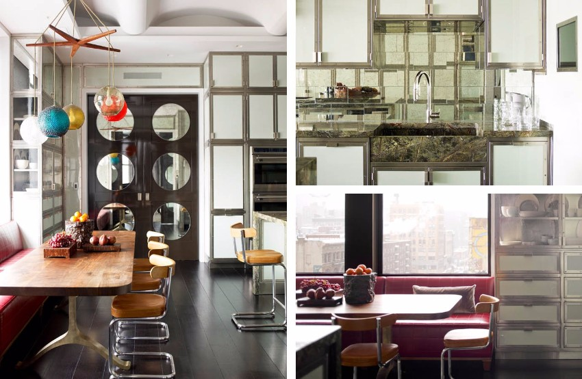10 Brilliant Dining Areas By Steven Gambrel