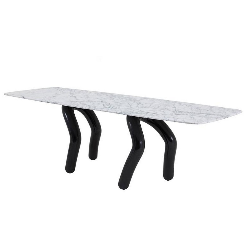 modern dining tables Top 25 Modern Dining Tables 11 SteppSquareLowerRes org l