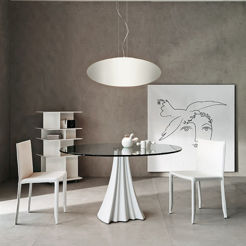 modern dining tables 20 High-End Modern Dining tables for Stylish Homes 15 20 High End Dining Tables for Stylish Homes