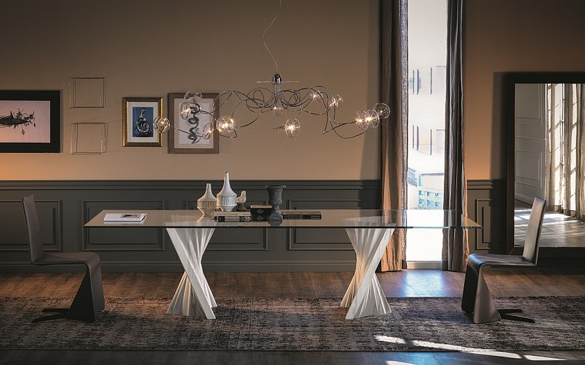 modern dining tables 20 High-End Modern Dining tables for Stylish Homes 17 20 High End Dining Tables for Stylish Homes 1