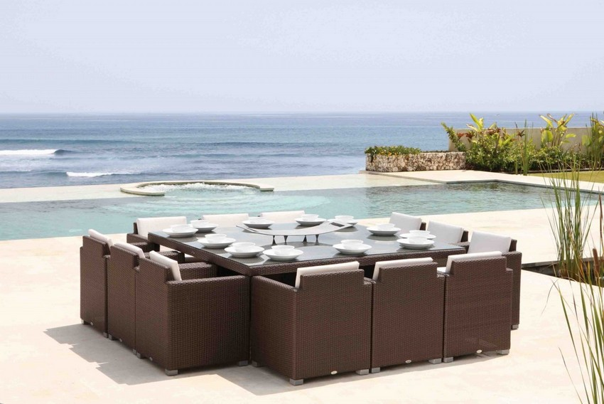 Dining Set Design 25 Amazing Outdoor Dining Set Design Ideas 17 Amazing outdoor dining set design ideas