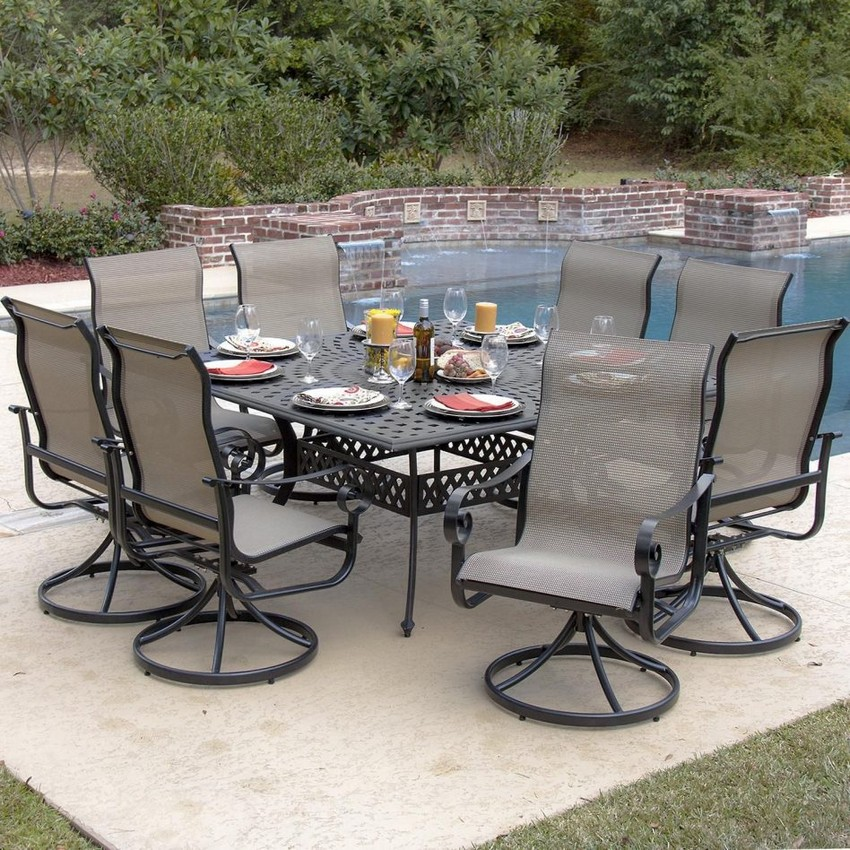 Dining Set Design 25 Amazing Outdoor Dining Set Design Ideas 19 Amazing outdoor dining set design ideas