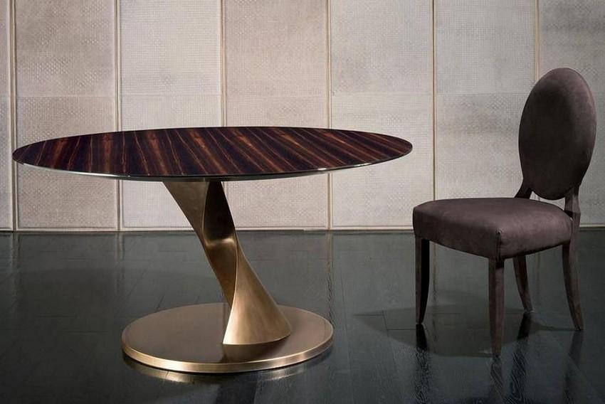 modern dining tables Top 25 Modern Dining Tables 20