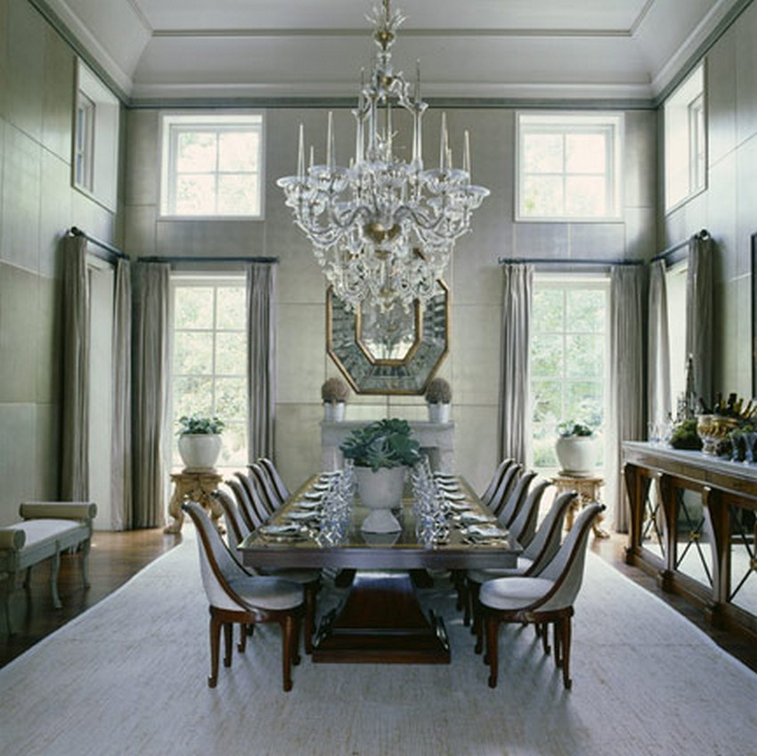 Dining Room designs dining room designs Astonishing Dining Room Designs by Top Interior Designer Stephen Sills 3 Astonishing Dining Room designs by Top Interior Designer Stephen Sills midwest home 13 lg