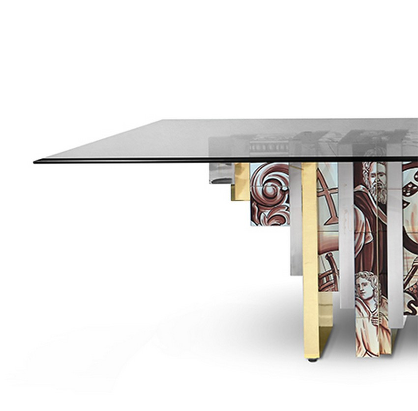 Modern Dining Table Modern Dining Table Heritage: A Modern Dining Table Inspired By Portuguese History 4 Heritage A Modern Dining Table Inspired By Portuguese History