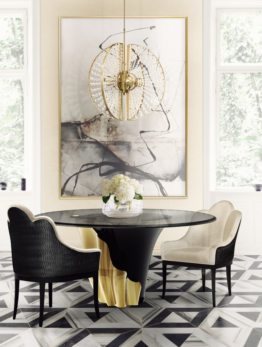 American Brands american brands 10 Dining Tables From Famous American Brands 6 10 Dining Tables From Famous American Brands
