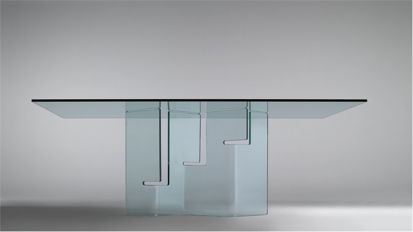 modern dining tables Amazing Cubist-Inspired Modern Dining Tables 8 cubist dining table