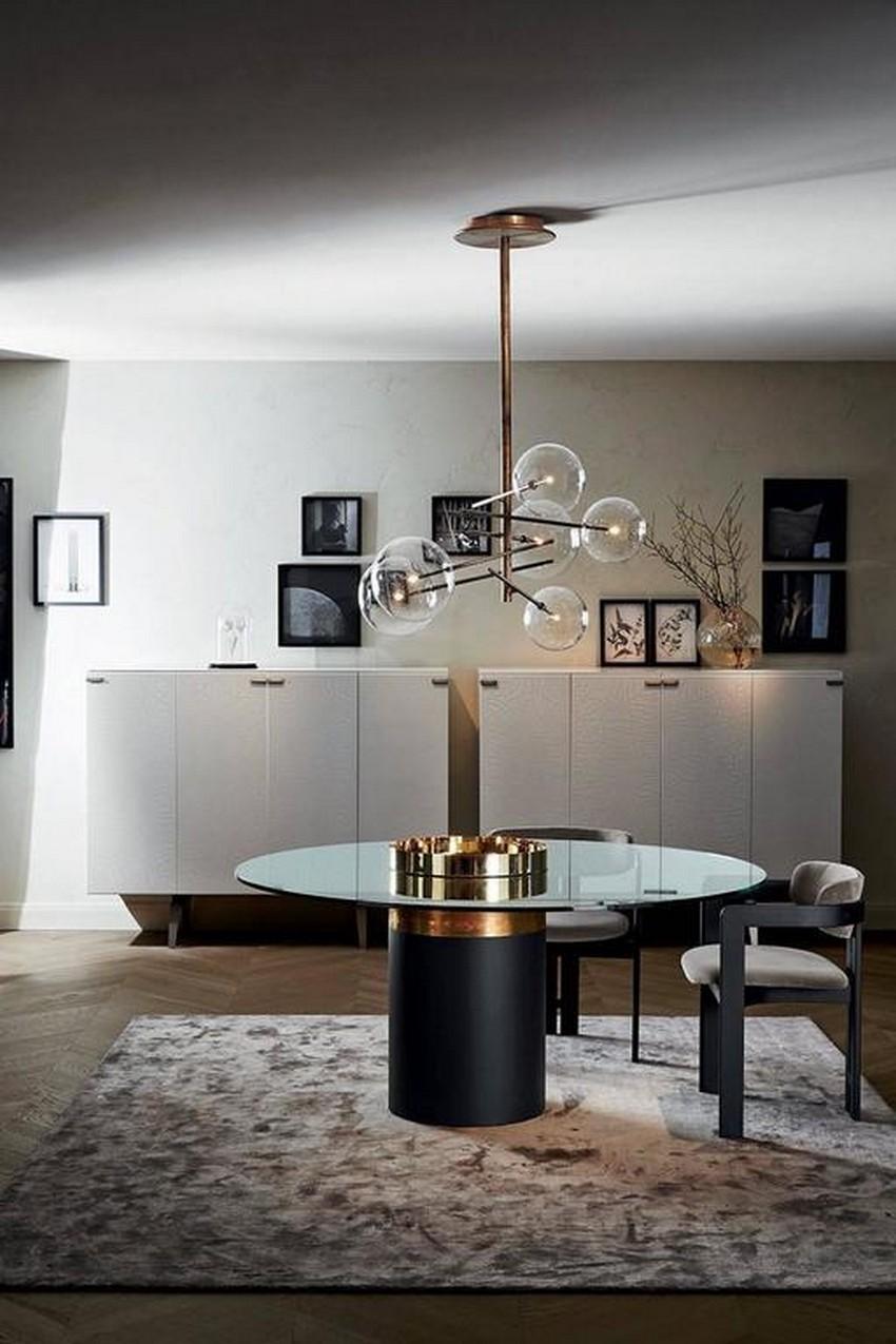 modern dining tables Top 25 Modern Dining Tables 8 haumea961 l