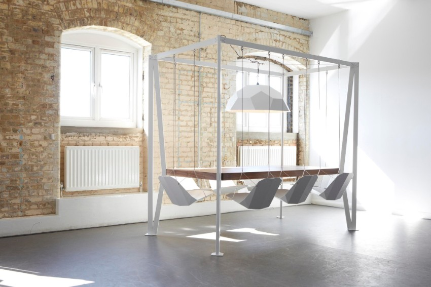 Duffy London Discover the Swing Table by Duffy London Discover the Swing Table by Duffy London 5