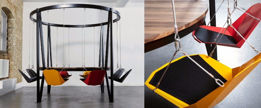 Duffy London Discover the Swing Table by Duffy London Discover the Swing Table by Duffy London 6