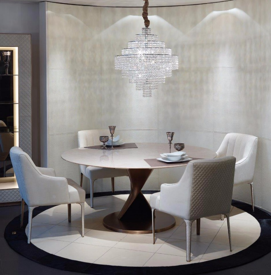 Top 10 Luxury Dining Tables That Speak For Themselves