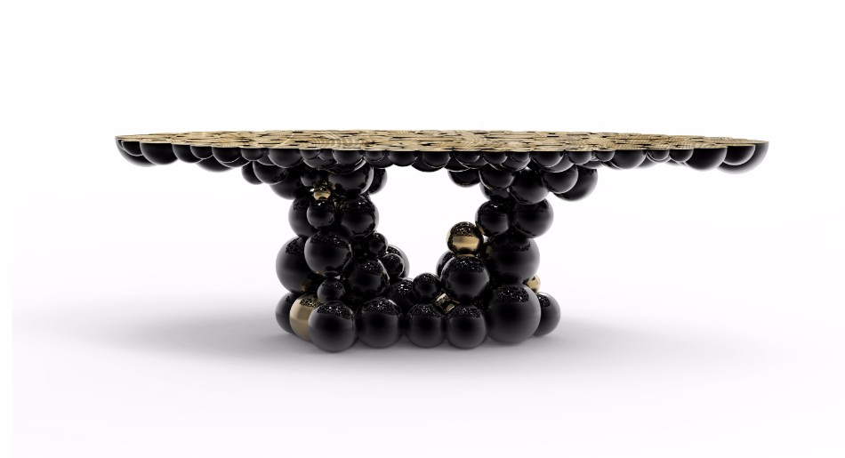 Top 10 Luxury Dining Tables That Speak For Themselves | www.bocadolobo.com #moderndiningtables #luxurydiningtables #luxurytables #exclusivedesign #productdesign #interiordesign #famousbrands #luxurybrands #italianbrands #bestbrands #diningroom #thediningroom #diningarea #diningareadesign #tables