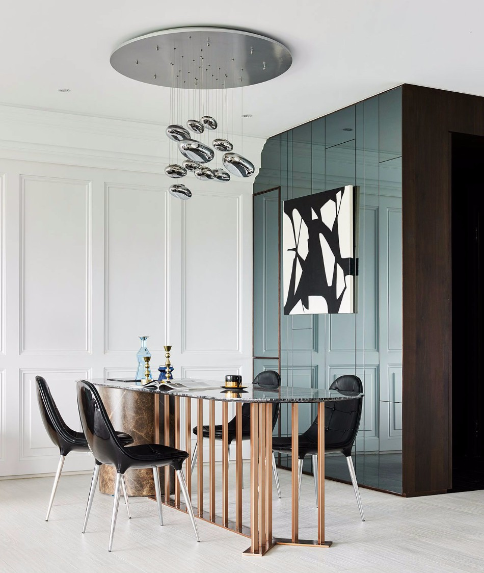 15 Dining Area Ideas We Love | www.bocadolobo.com #thediningroom #moderndiningtables #diningtables #luxurybrands #interiordesign #interiors #luxurious #luxuryproducts @moderndiningtables